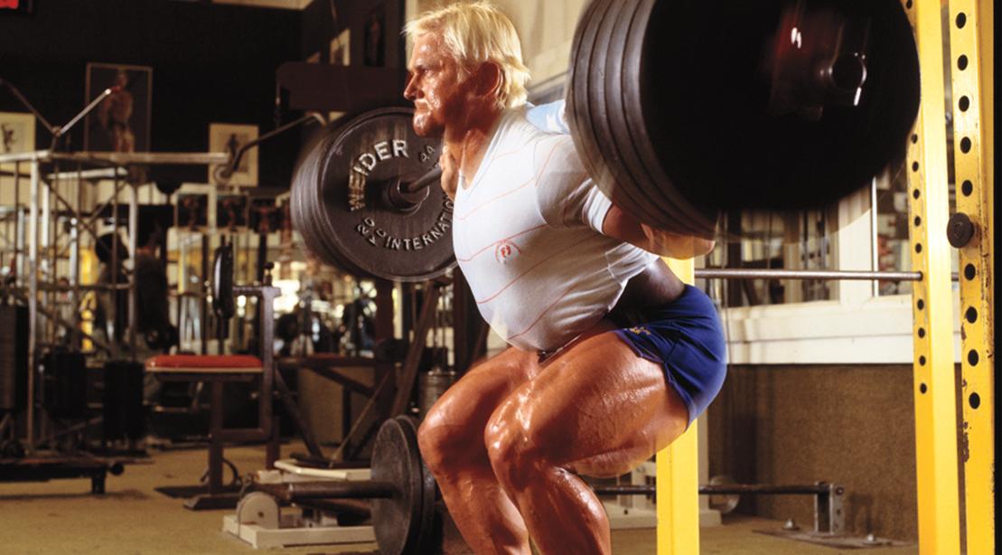 Reck Squat Vs. Low bar squat