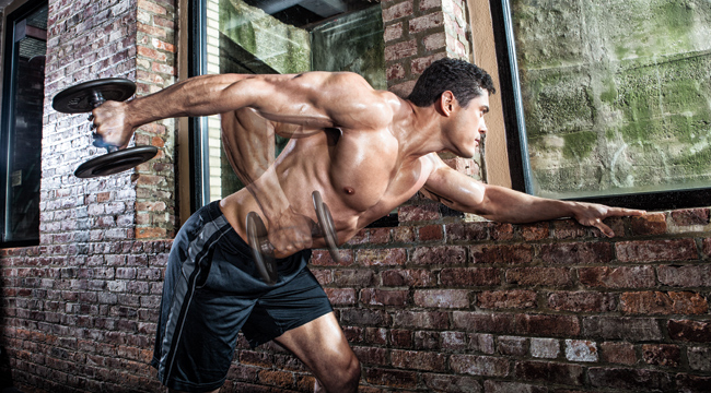 10-Minute Blast for Powerful Triceps