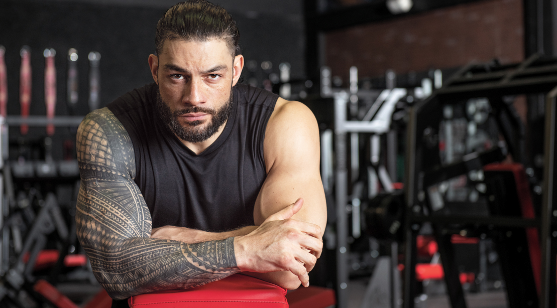 WWE Superstar Roman Reigns on His Return to the Wrestling Ring