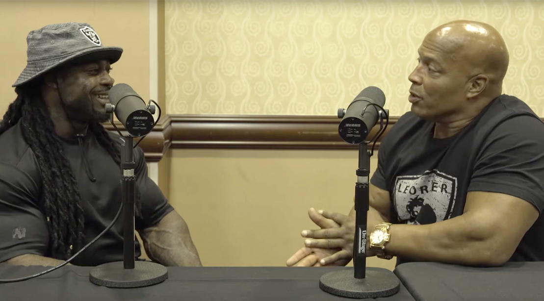 2019 Mr Olympia Interview: Bonac, Curry, and More