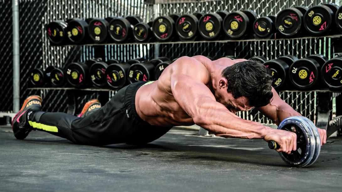 5 Moves for a Concrete Core