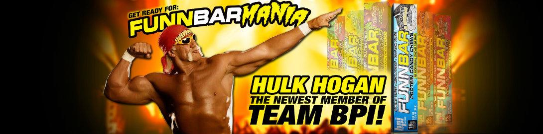 BPI Hulk Hogan