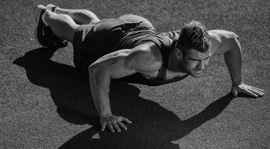 The 'Anywhere' 28-Day Circuit Workout