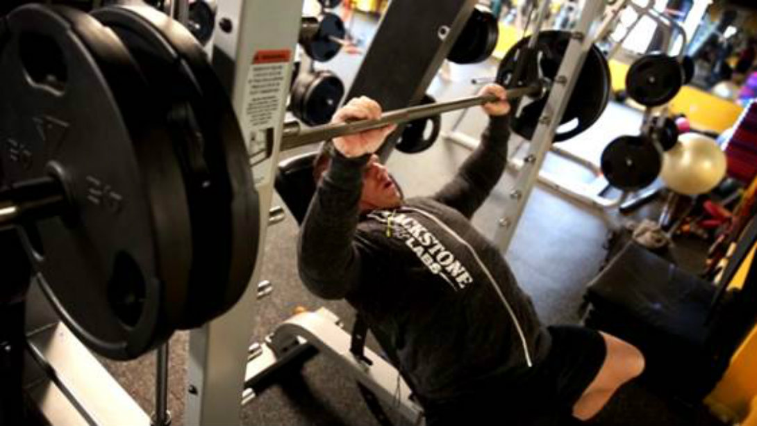 Badass Workout of the Week: The Pec Punisher
