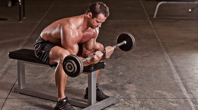 Straight-Up Forearms Workout