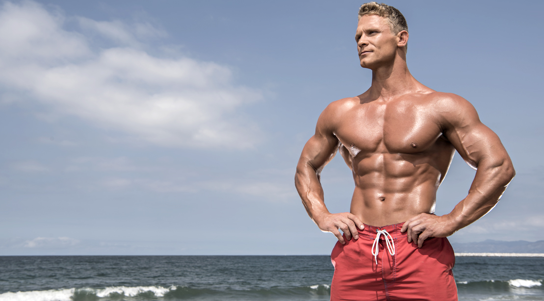the bodyweight beach workout muscle fitness