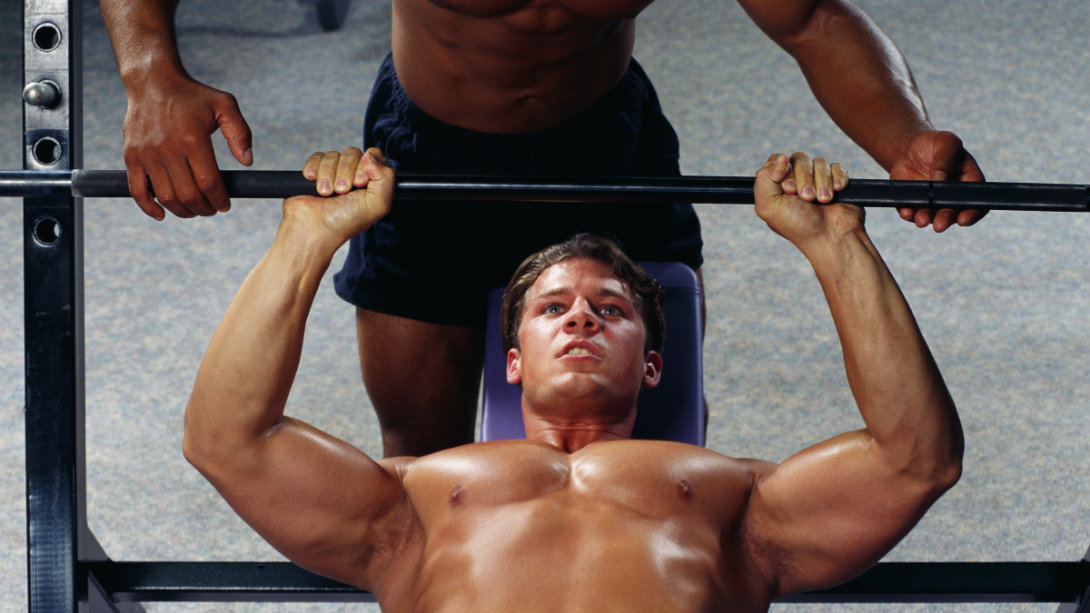 The Key to a Bigger, Better Bench Press