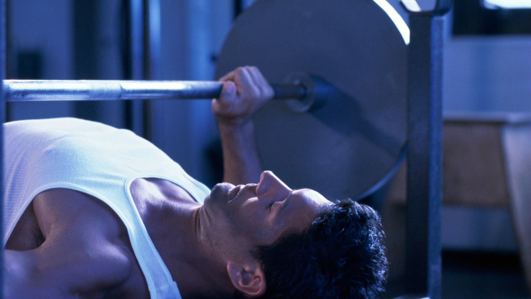 Supersize Your Bench Press