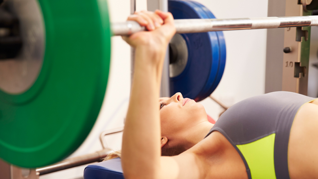 Expert Q&A: When to Increase weight when bench pressing