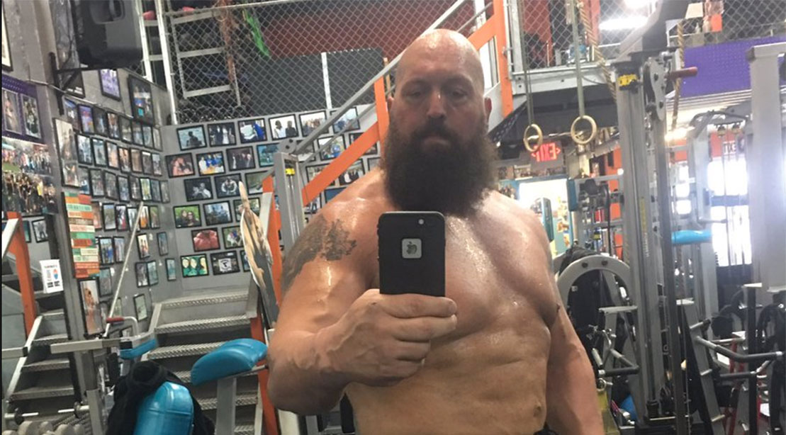 Big Show Opens Up About His Amazing Weight Loss | Muscle
