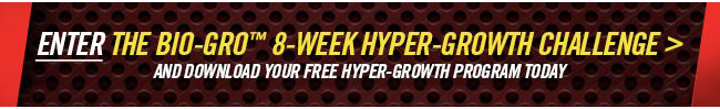 Enter the Bio-Gro Hyper-Growth Challenge