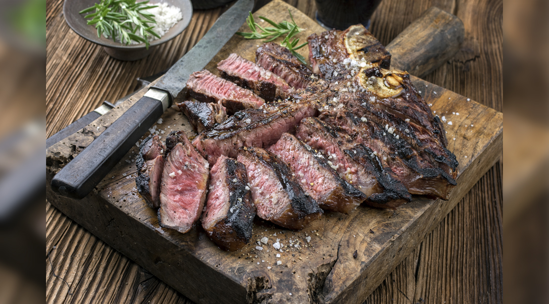 Healthy High Protein Food: Bison Meat