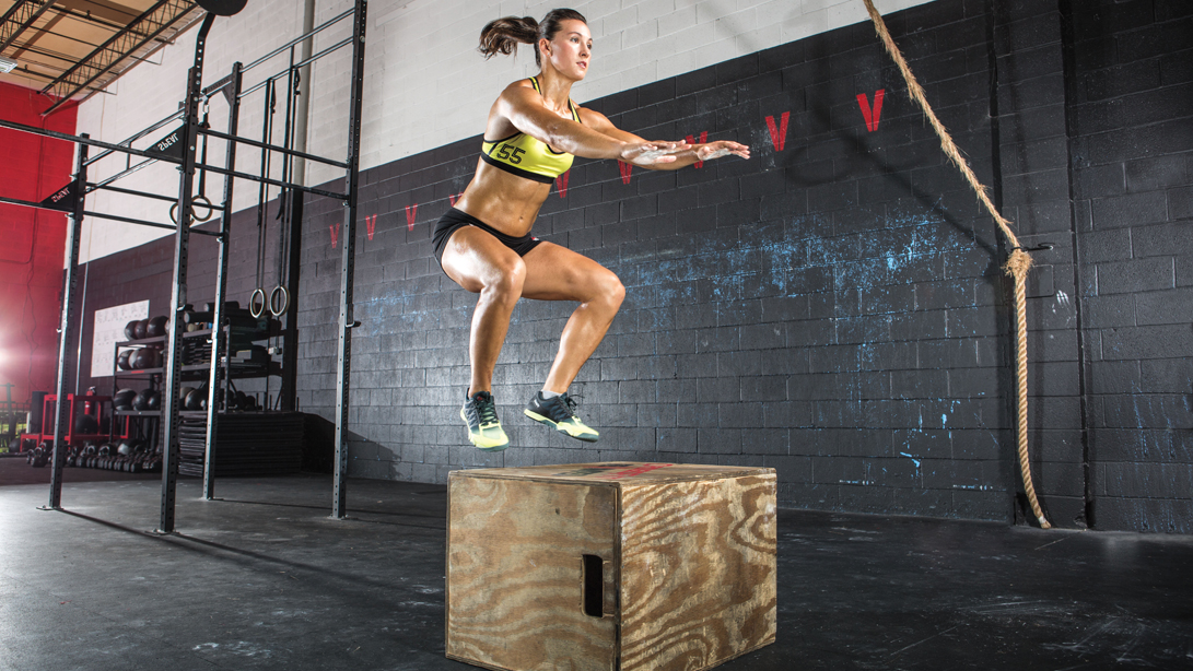 13 CrossFit WODs to Help You Build Lean Muscle