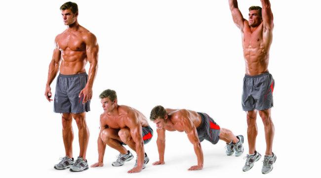 Bodyweight Workout: Fat Shredder