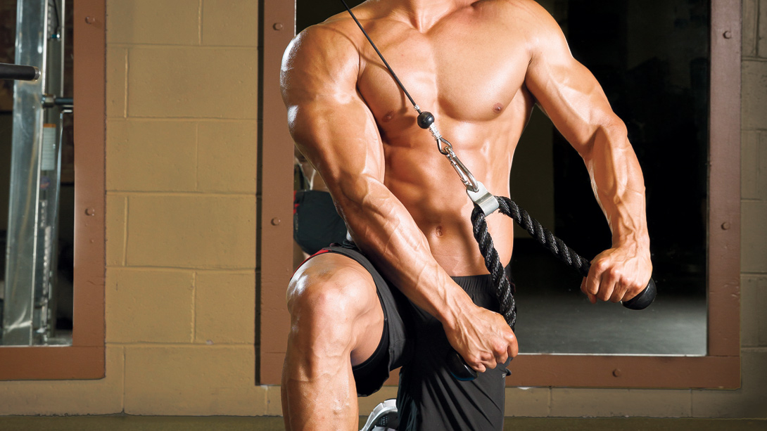 10 Best Cable Exercises for Your Core