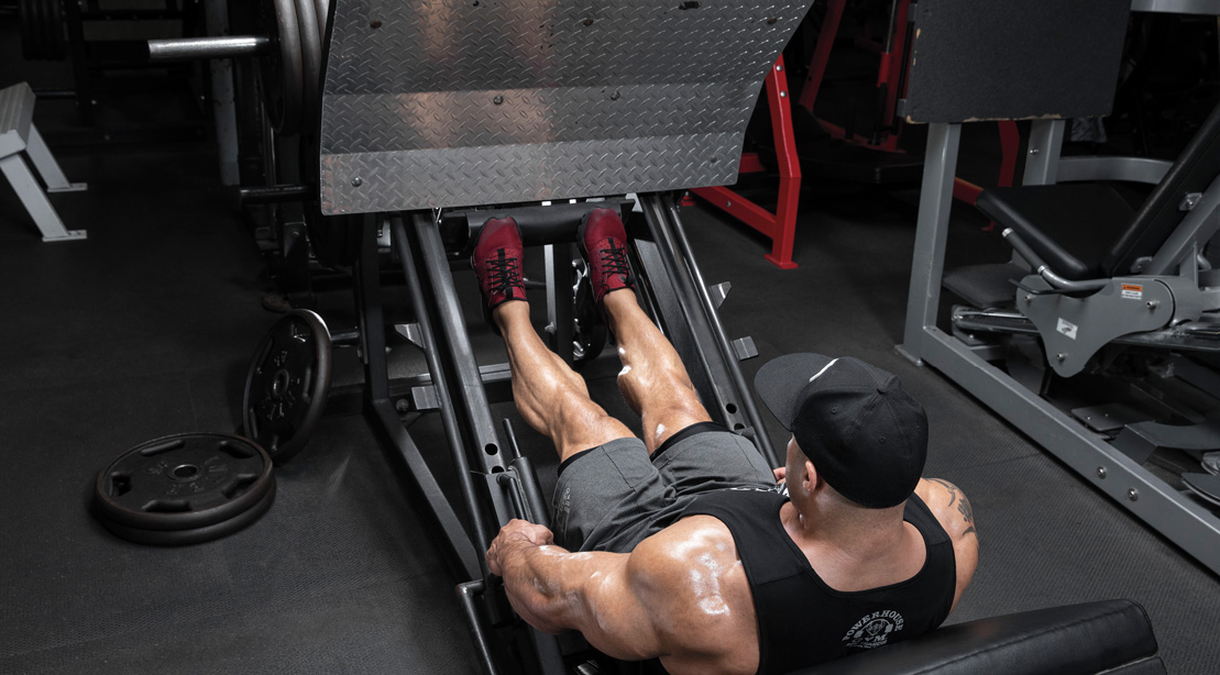 The Heavy-Lifting Workout Routine to Grow Your Calves