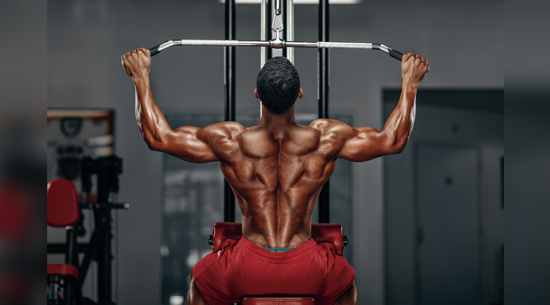 Build the Back of an IFBB Pro