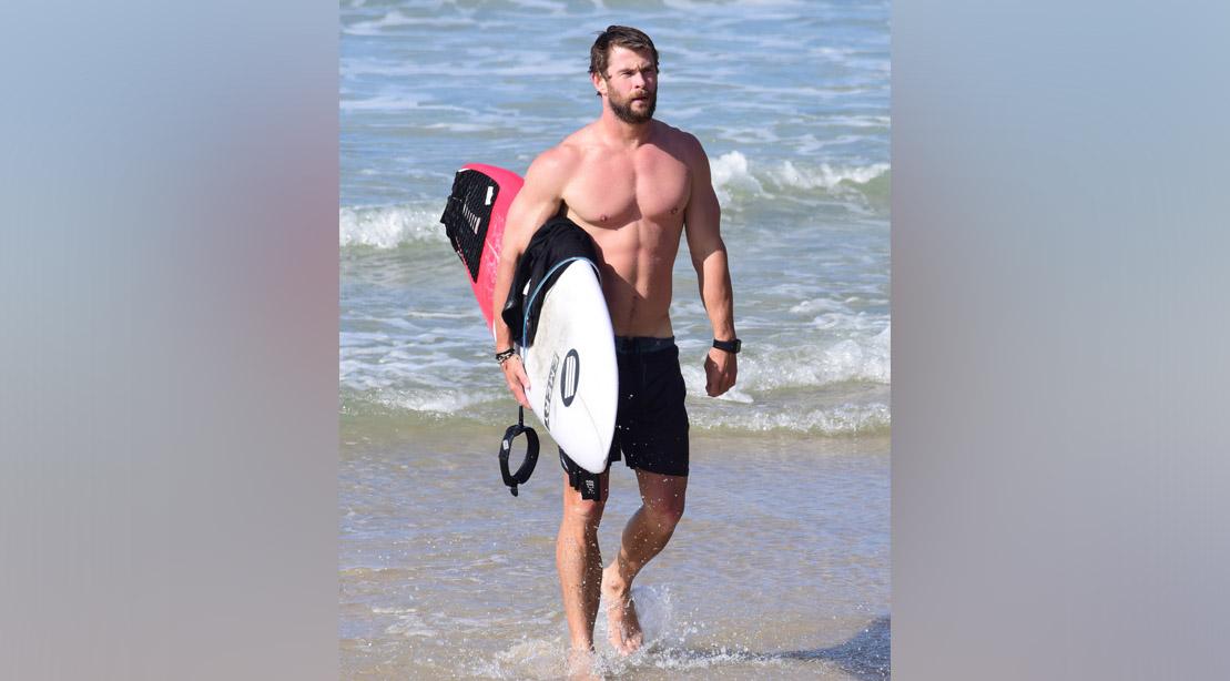 Chris Hemsworth's God-Like Thor Workout