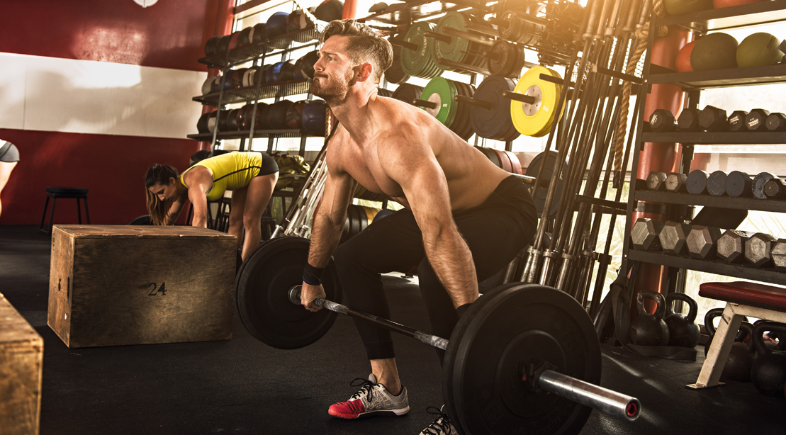 The Muscle-building CrossFit Workout Program for Beginners