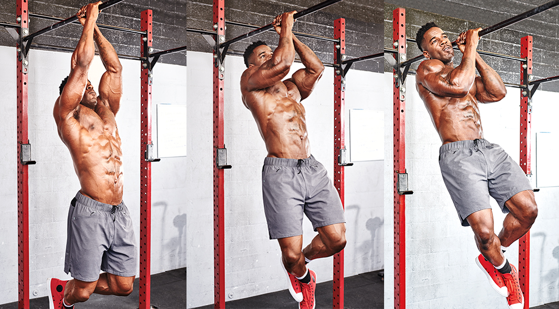 How to Do the Commando Pullup Variation