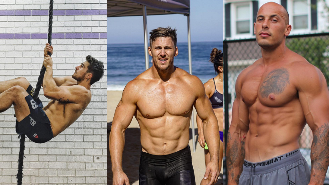 Hunks Of Instagram Hottest Male CrossFit Athletes