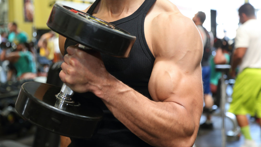 6 Tips for Bigger, Stronger Arms
