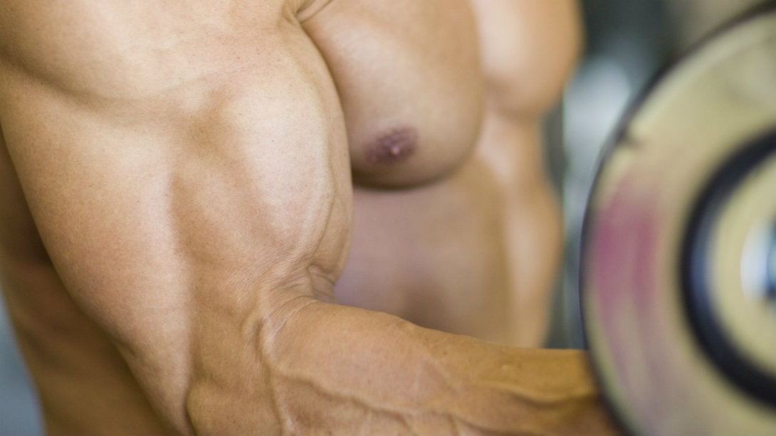 The Go Small to Get Big Arms Workout
