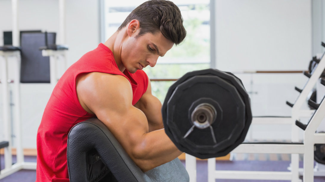 What Is The Best Way To Train Your Arms?