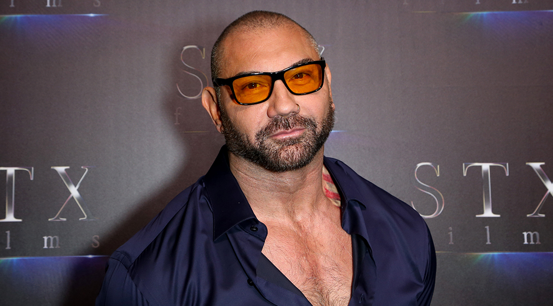 Dave Bautista Officially Retires From The Wwe After