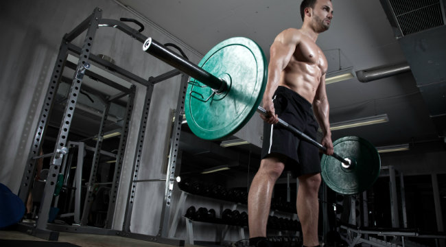 Transform Your Body WIth StrongLifts 5x5