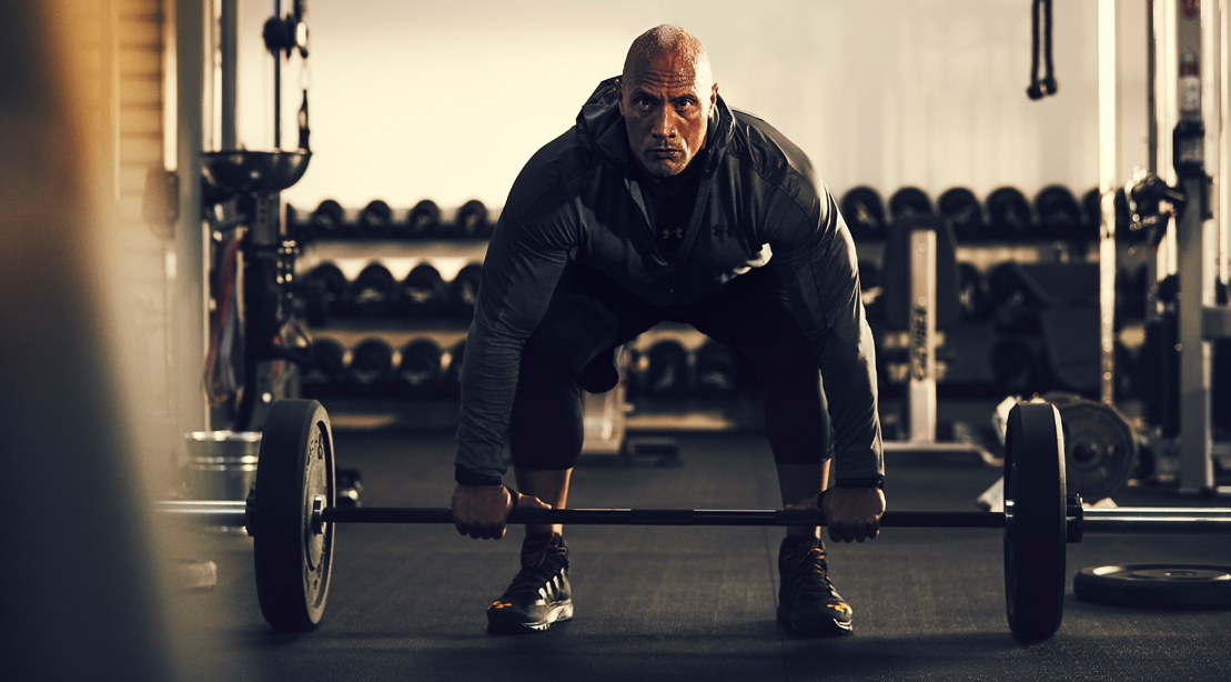 Dwayne The Rock Johnson S Gym And Life Advice Muscle