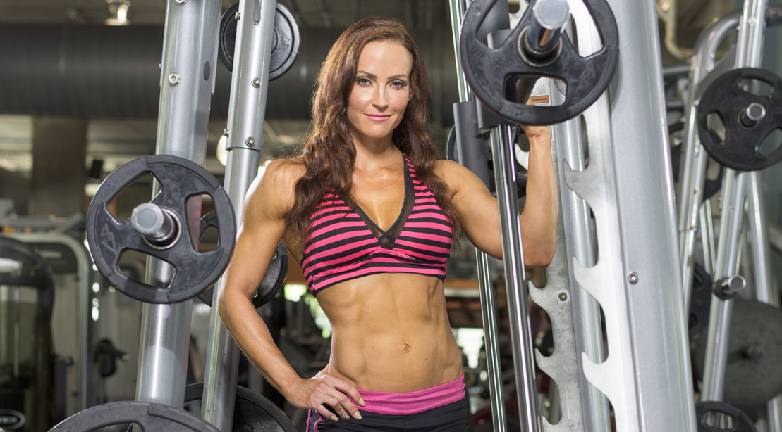 Erin Stern Posing