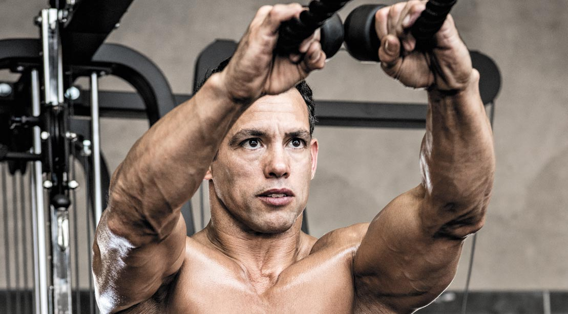 Yoke Your Traps for the Ultimate Upper Body
