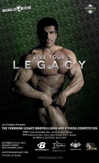 Lou Ferrigno Legacy