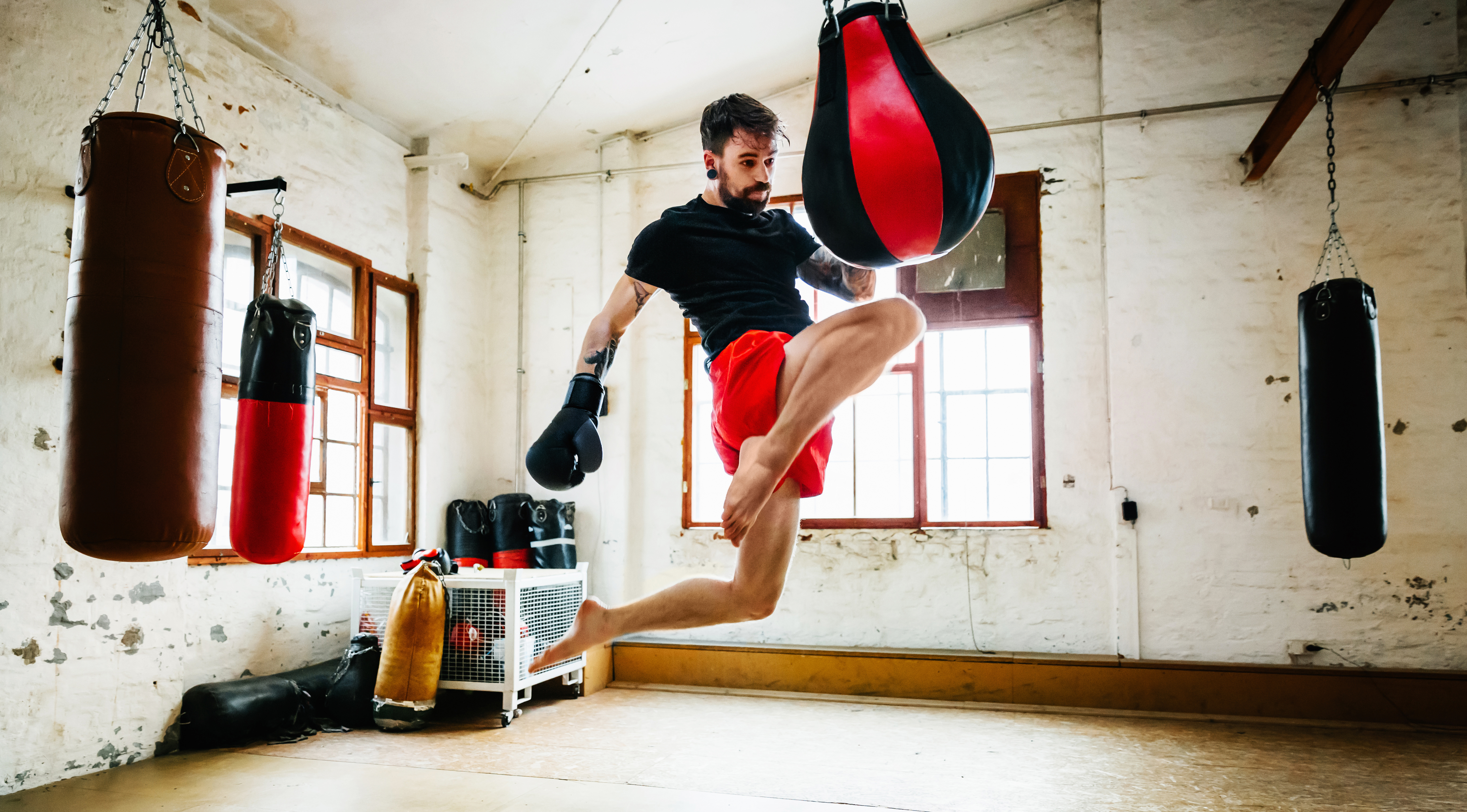 4 MMA Workouts to Build Muscle and Burn Fat