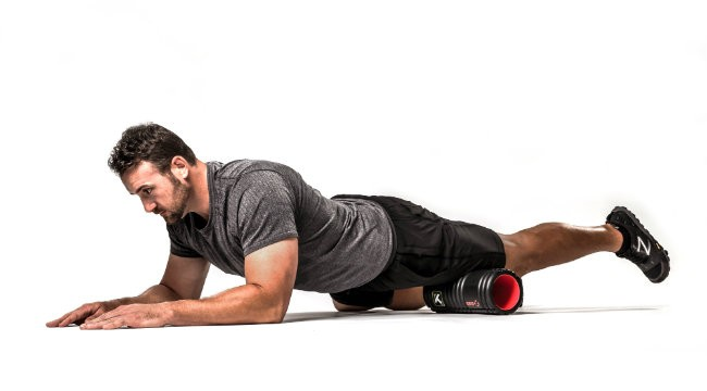 Get on a Roll for Improved Muscular Performance