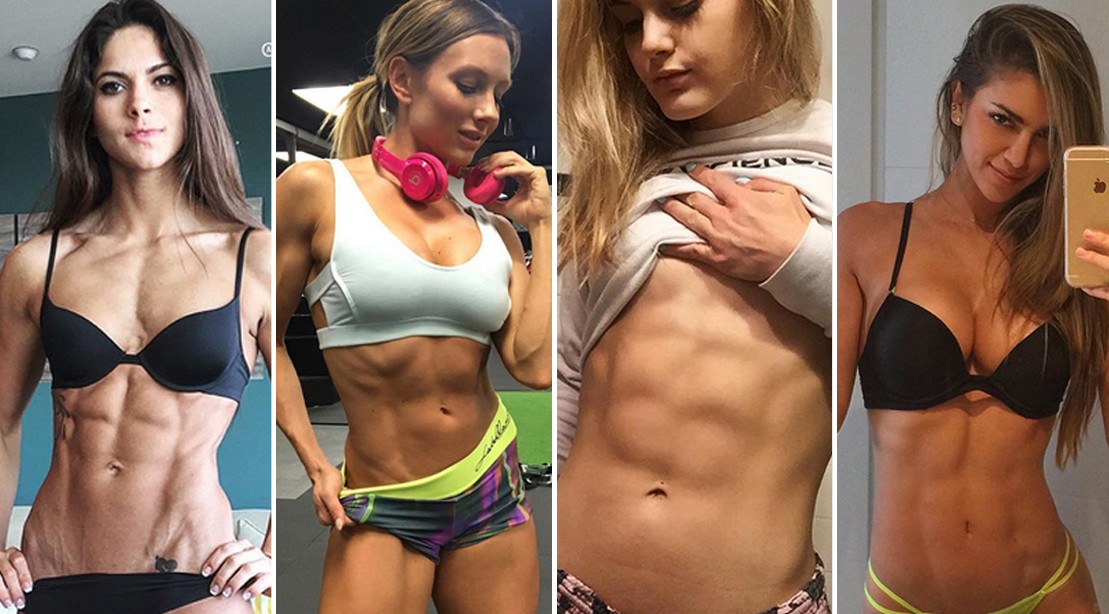 The Best Female Abs on Instagram | Muscle & Fitness