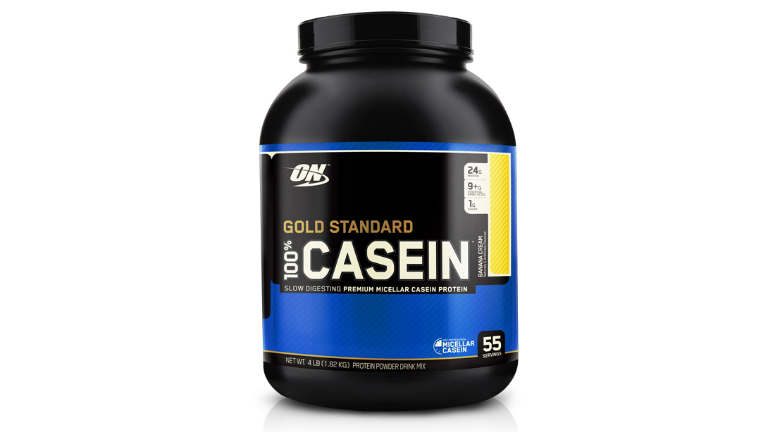 Can You Take Gold Standard Whey Before Bed