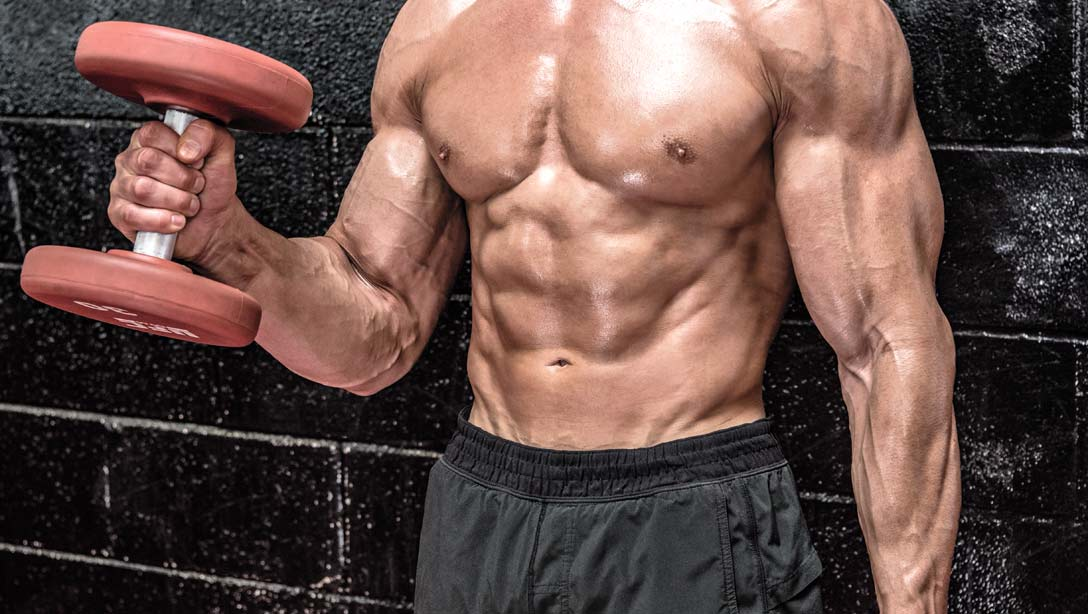 5 Easy Ways to Start Building Bigger Biceps