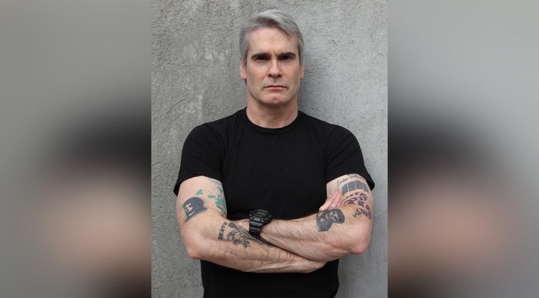 Former Black Flag Singer Henry Rollins Transitions In
