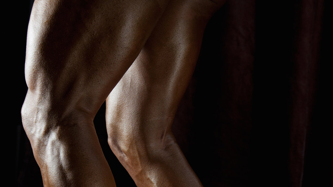 Lead by Example: Triset Leg Workout