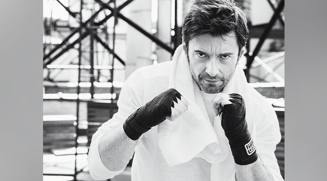 The Wolverine Workout: 4 Weeks to Shred Like Hugh Jackman