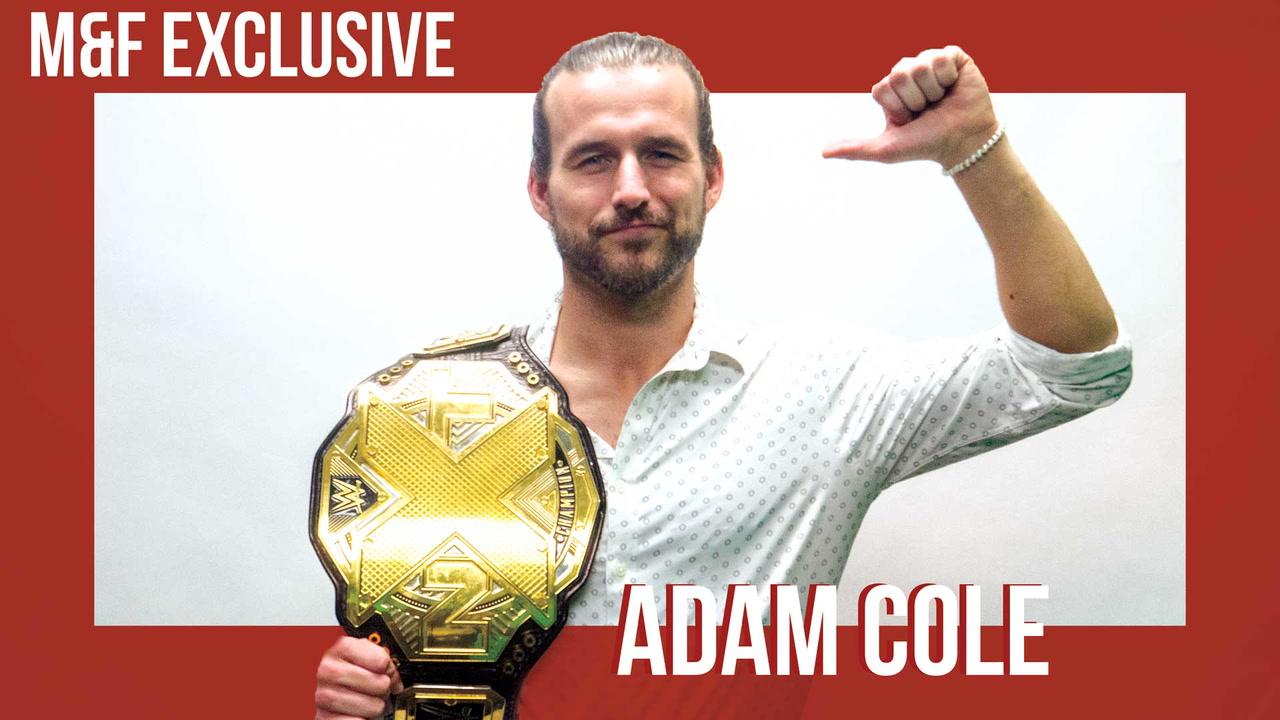 Interview: NXT Champion Adam Cole