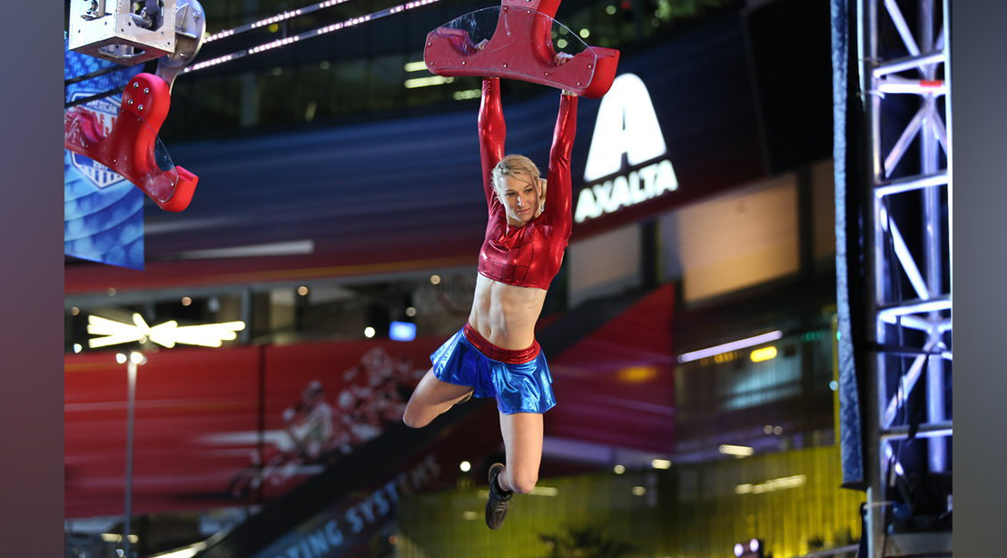 Q Amp A With Stuntwoman Jessie Graff Muscle Amp Fitness