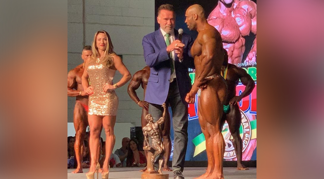 Juan Morel Wins the Arnold Classic South America