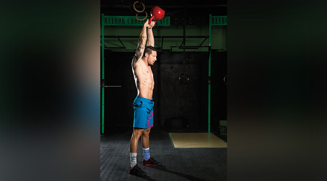 The Kettlebell Swing Circuit to Kick Your Metabolism Into Overdrive