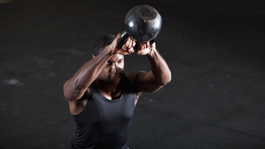 CrossFit Corner: Burn it Up with the American Kettlebell Swing