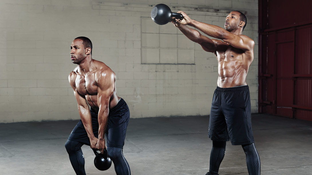 Workouts that get you ripped fast