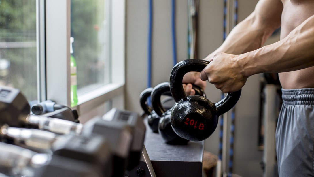 8 Kettlebell Exercises to Add Upper-Body Muscle