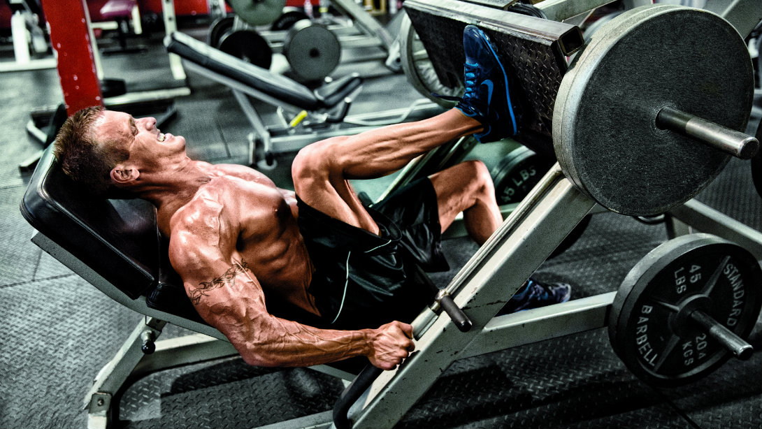 7 Training Steps to Pack on Size